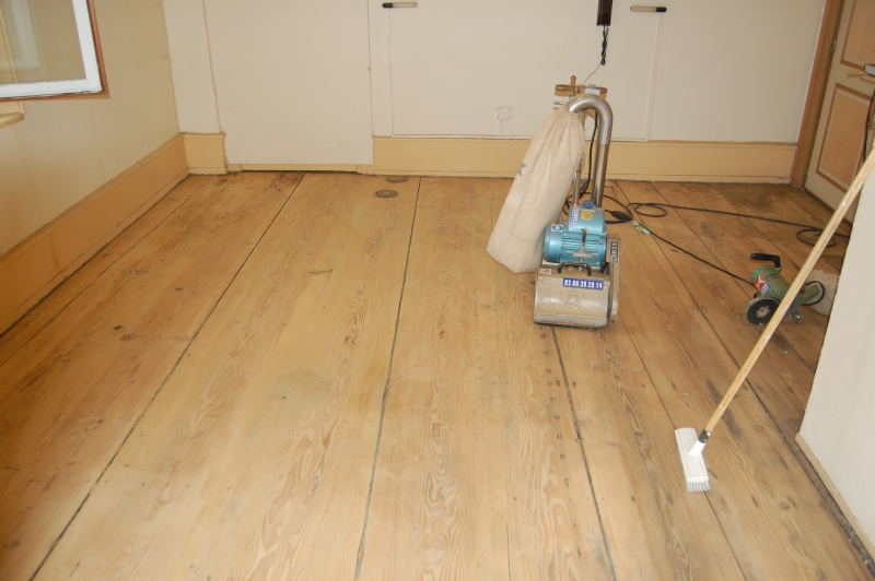 Comment poncer un parquet for Poncer parquet vitrifie