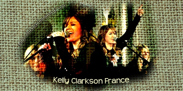 Kelly Clarkson France