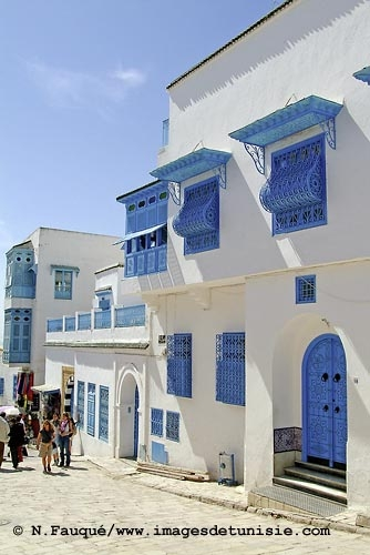 Architecture tunisienne traditionnelle page 2 for Architecture tunisienne