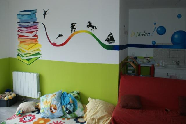 ma salle de jeux pleine de tag echange photos. Black Bedroom Furniture Sets. Home Design Ideas
