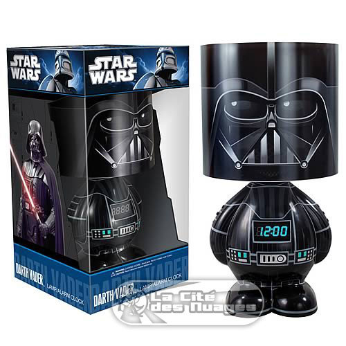 darth vader lampe horloge baffles mp3. Black Bedroom Furniture Sets. Home Design Ideas
