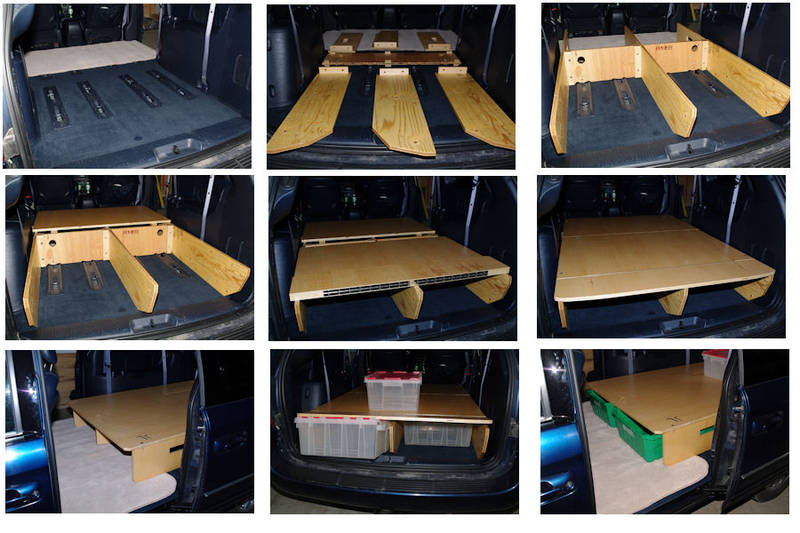 Ford Galaxy Camper Conversion >> Chrysler Minivan Camper Conversions | Autos Post
