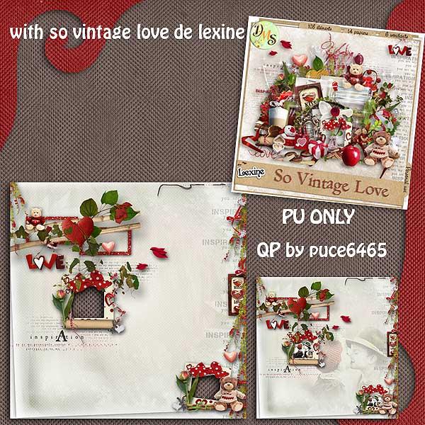 qp so vintage love