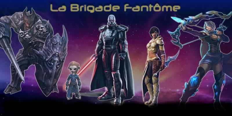 |LA BRIGADE FANTOME - LE FORUM|
