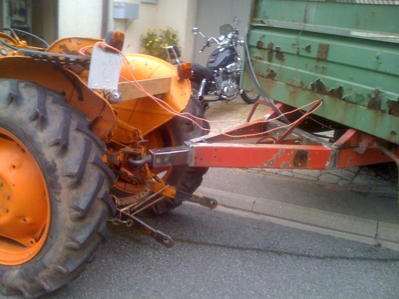Remorque Agricole Maitre pas cher - 123 remorque