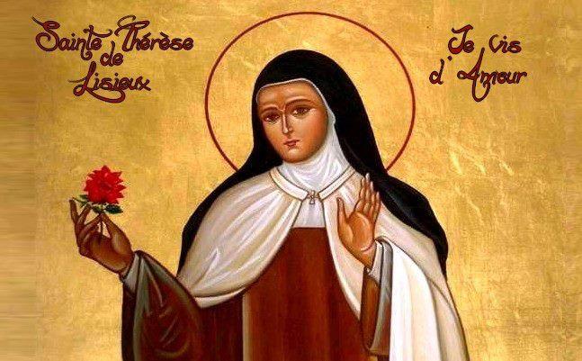 Sylvie Buisset Chante Sainte Thérèse de Lisieux Thérèse Rien Que Pour Aujourd'hui