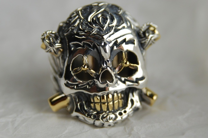 Expendables Lucky Ring Ebay