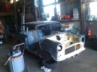 Mini restauration