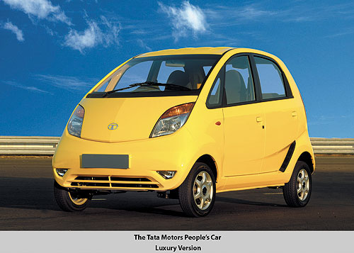 Tata Motors, Nano version de luxe