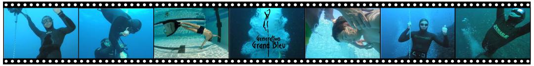 * * * GENERATION GRAND BLEU * * *