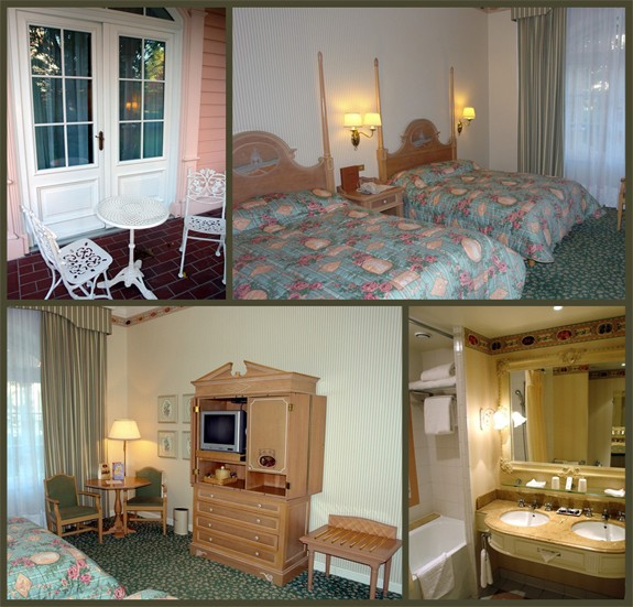 Disneyland h tel page 4 for Chambre hotel disney