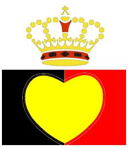 La Belgique, aimez-la ou quittez-la! België, houdt ervan of blijft ervan af!