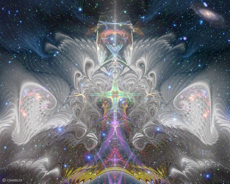 Geoffrey Chandler - Starscapes