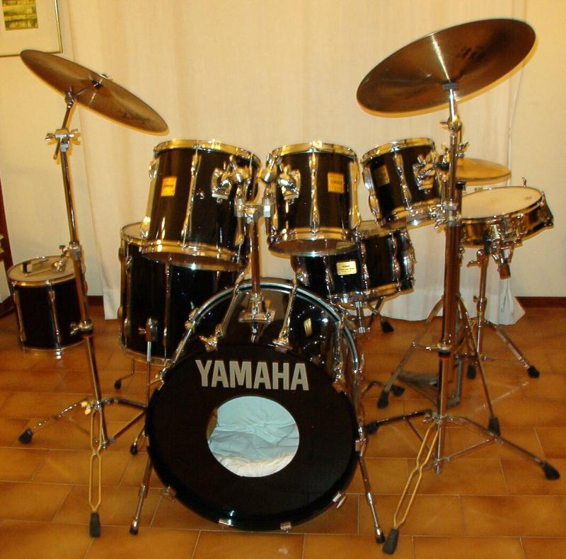 Yamaha Gigmaker Drum Kit Specs