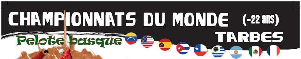 Tarbes 2012 mondial pelote
