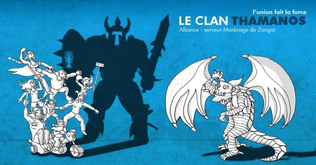 Le Clan Thamanos