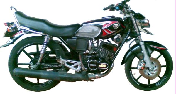 KCDj > [Share] Foto Modifikasi Motor Yamaha RX-King
