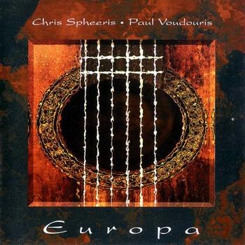 Chris Spheeris & Paul Voudouris - Europa (1995)