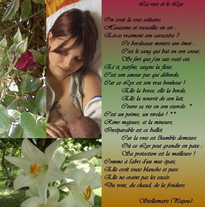 Poeme ma plus belle rencontre