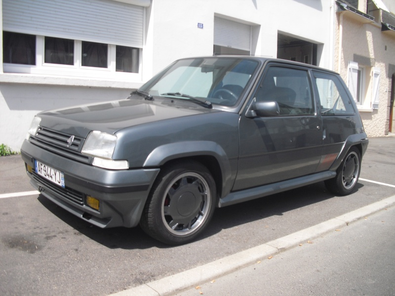 Renault 5 turbo 2 r5 alpine turbo car pictures - Renault 21 Turbo Ph1 De 88 Breizh Gti 80