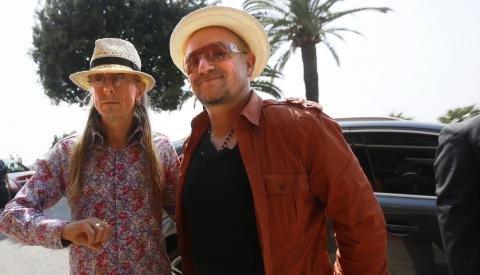 """Bono: """"Trop hâte de jouer avec U2 au nouveau stade de Nice!"""""""