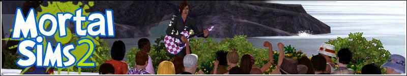Mortal Sims 2 FECHADO