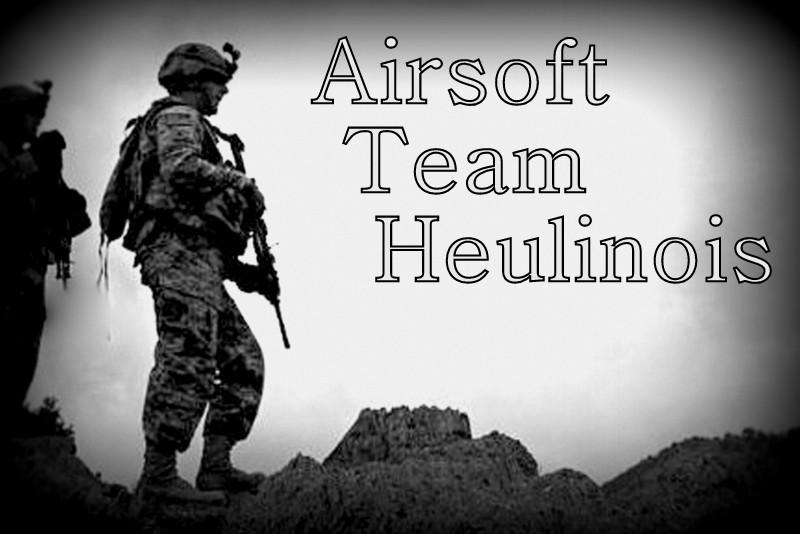 AIRSOFT - TEAM - HEULINOIS