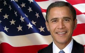 الصوره اوباما
