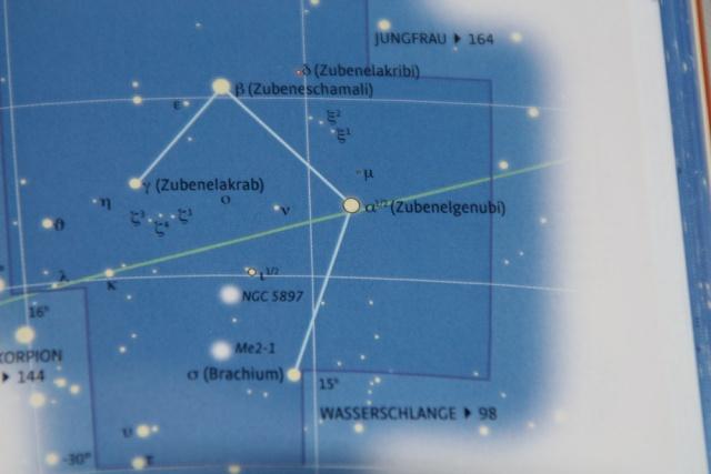 """Quelle: Abfotografiert aus dem Buch """"Welcher Stern ist das"""""""