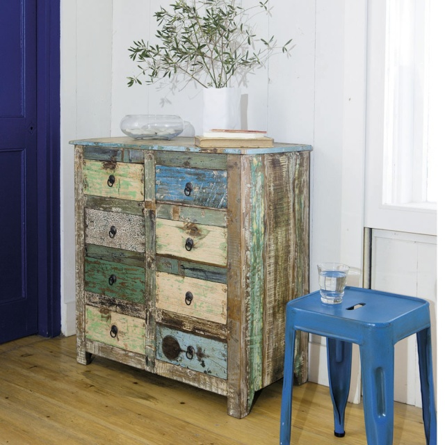 De quelle couleur peindre mes murs - Mobili stile marinaro ...