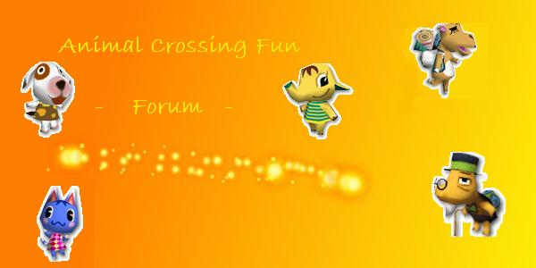 Animal Crossing  - Fun