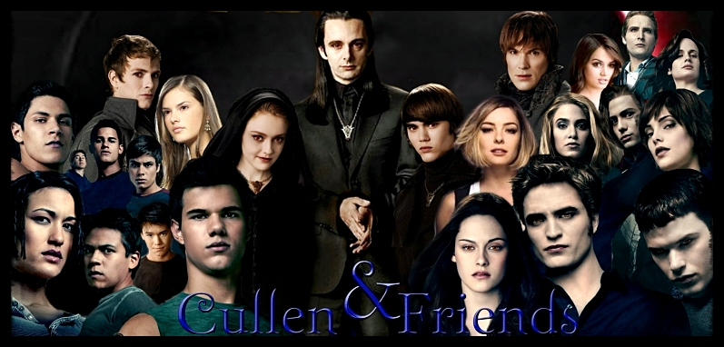 Cullen & Friends