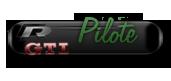 Pilote GTIste