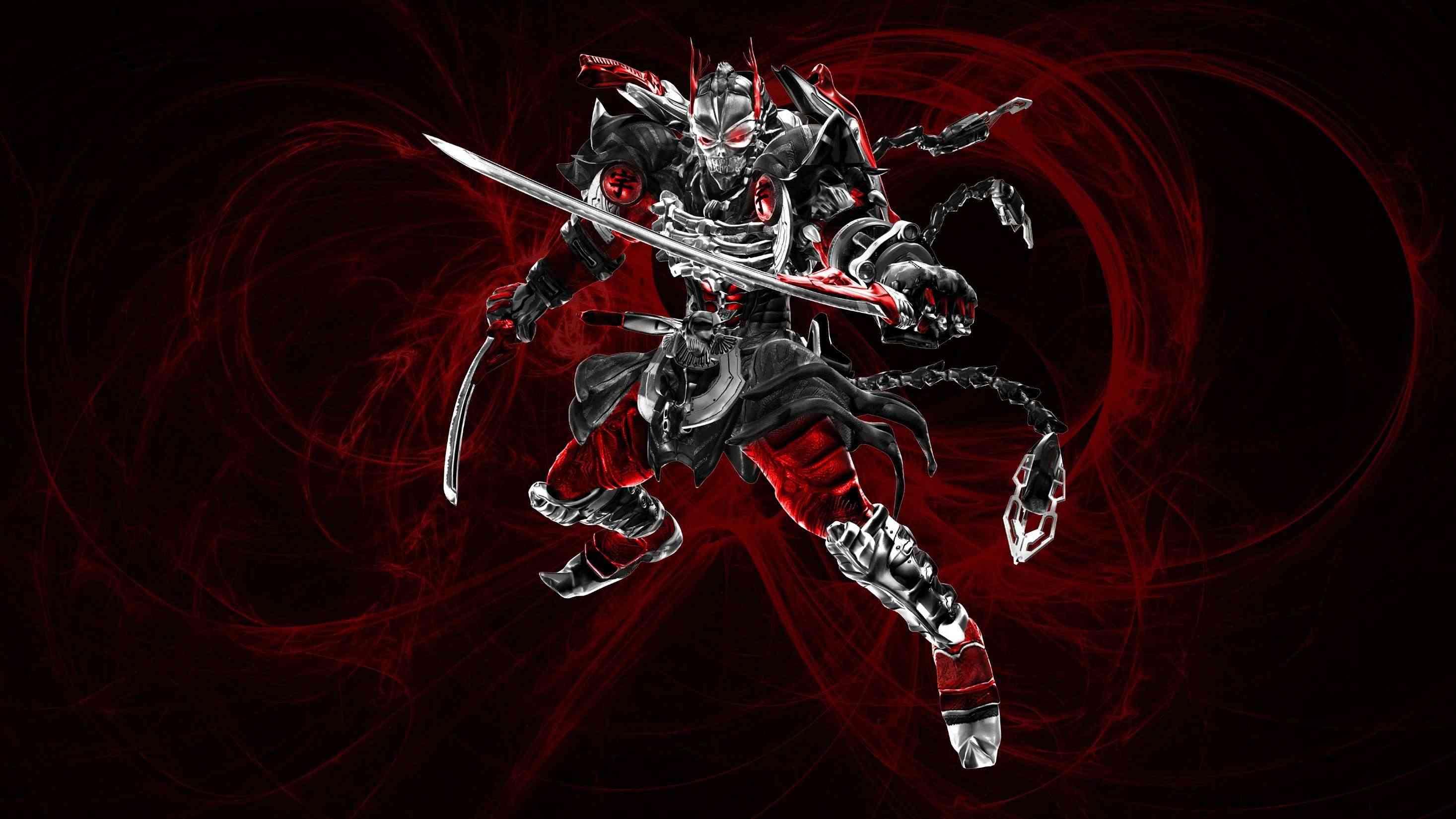 Yoshimitsu Tekken 6 Wallpaper The gallery for -->...