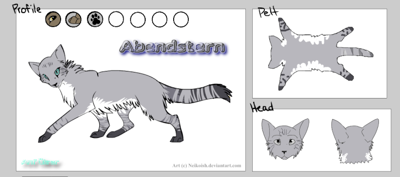 Abendstern Warrior Cats