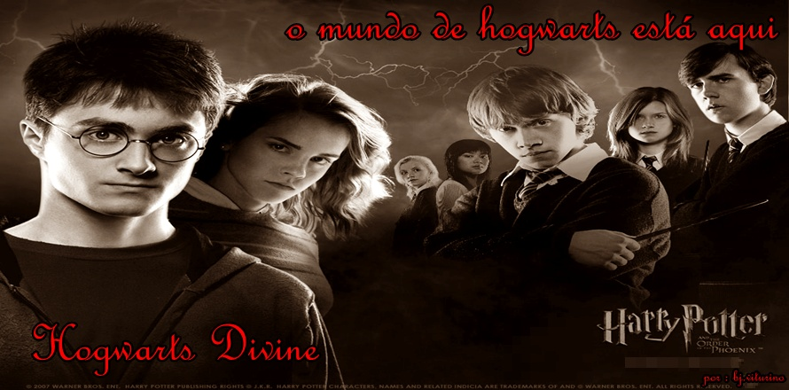 Escola de Magia e Bruxaria Hogwarts Divine