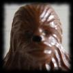 Minifig Wookiee
