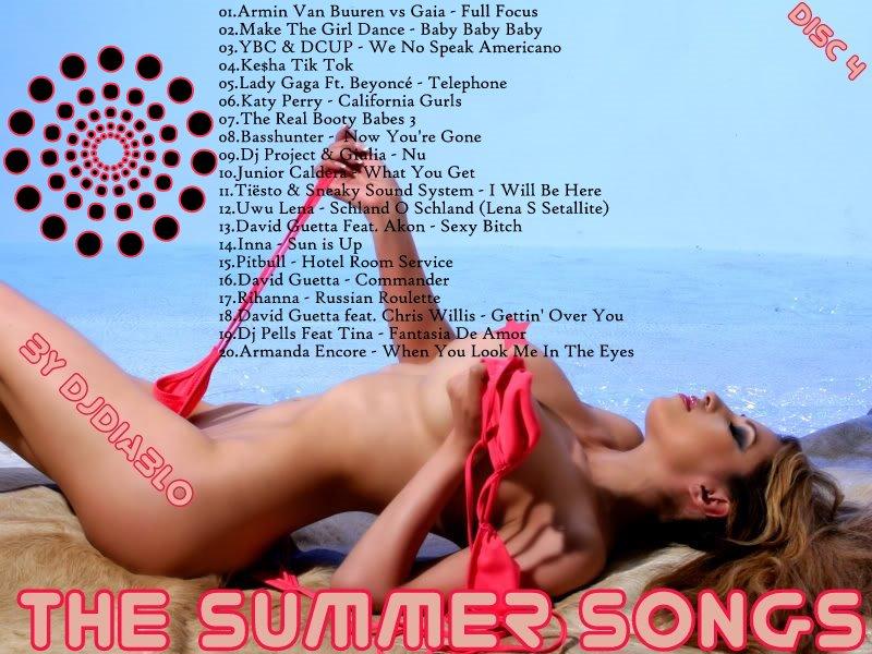 VA-THE SUMMER SONGS 2010 BY DJDIABLO Disc 3&4