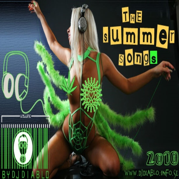 VA-THE SUMMER SONGS 2010 BY DJDIABLO Disc 1&2