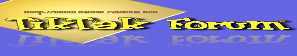 TikTak Forum Indonesia