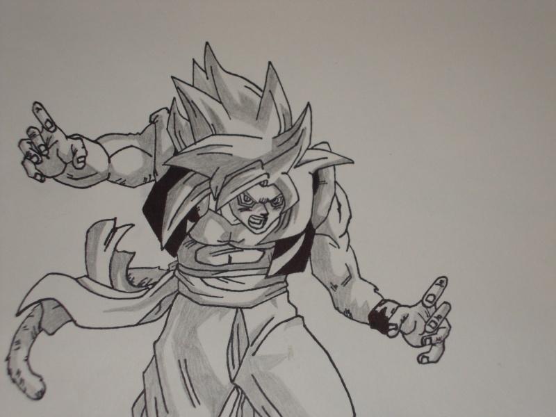 Dragonball Zeichnen