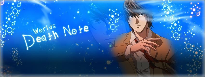 Death Note Worlds - (Ne)Oficiální CZ/SK RPG fórum