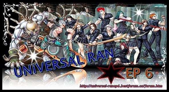Universal Ran EP6