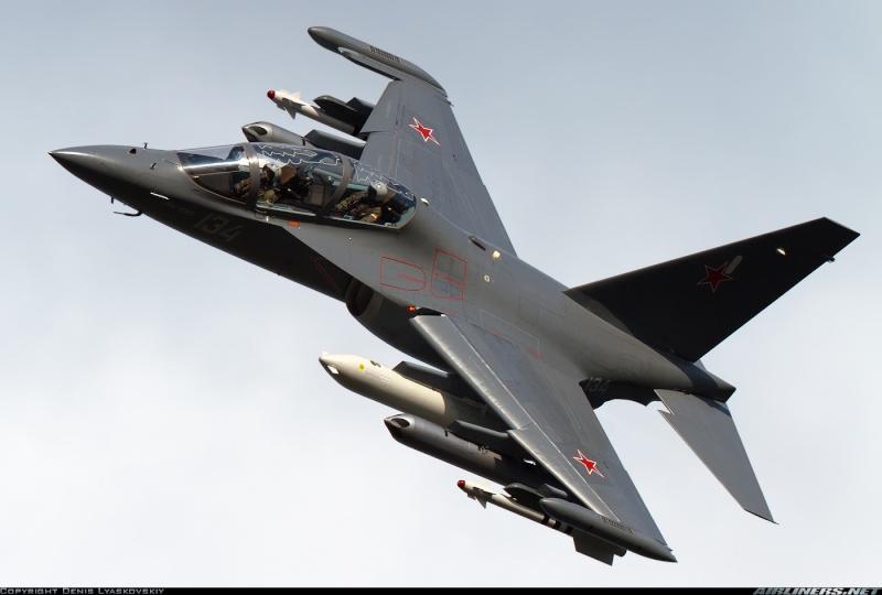 Resultado de imagen de Yak-130
