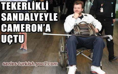 بالصور مهند يعود اسطنبول كرسي