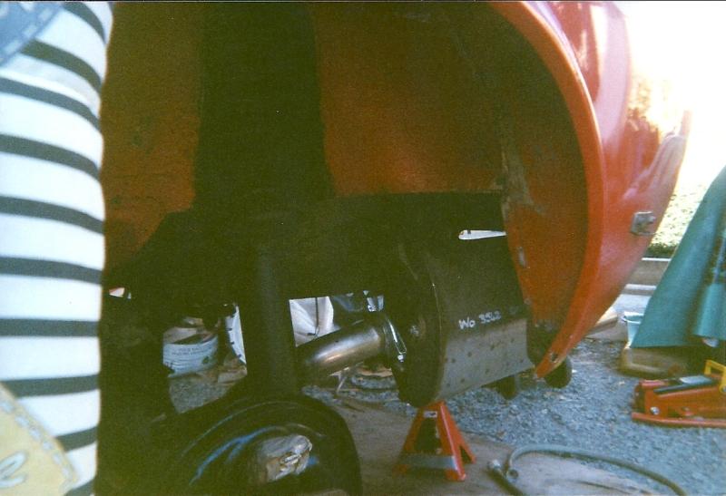 Datsun 260z rouge alexis datsun france - Enlever trace de rouille ...