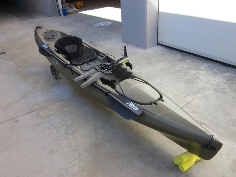 kayak vendo: