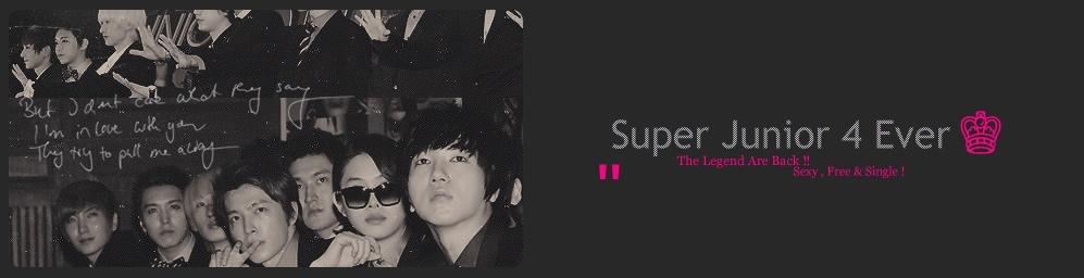 Super Junior 4 Ever