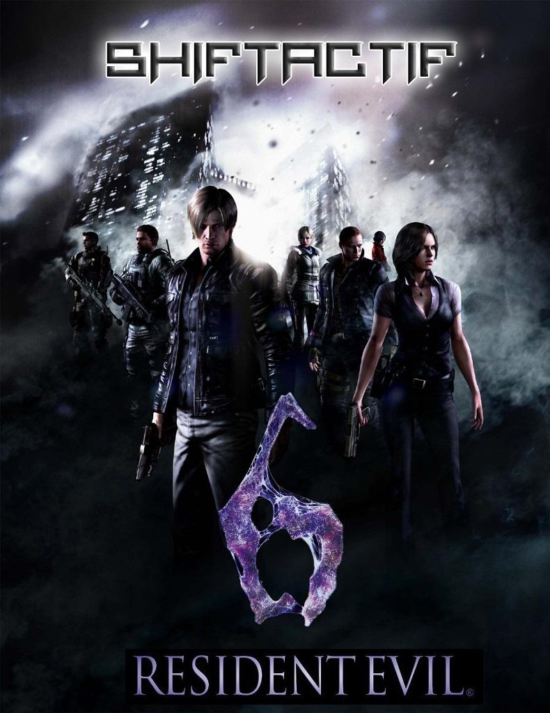 ShiftActif comemora a estréia de Resident Evil 6 !