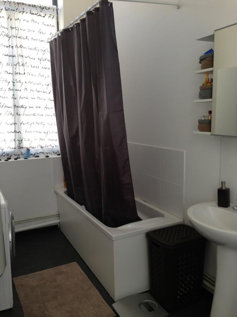 Relooking salle de bain d coration bord de mer marine for Relooking salle de bain